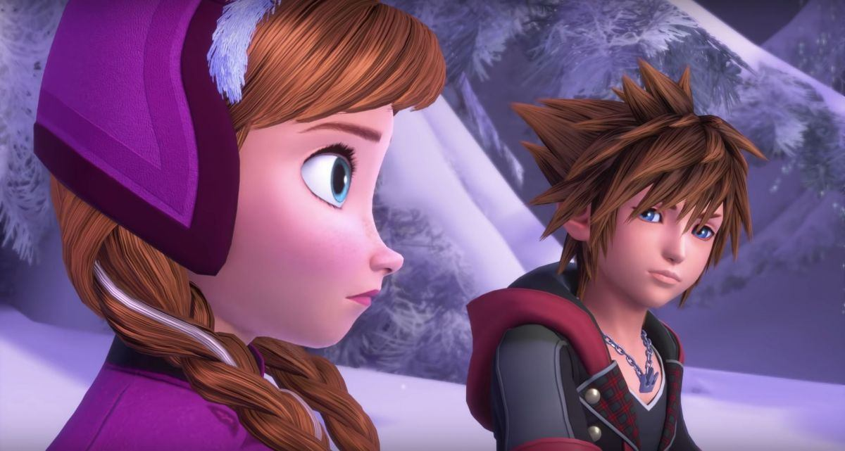 kingdom hearts may your heart be your guiding key quote