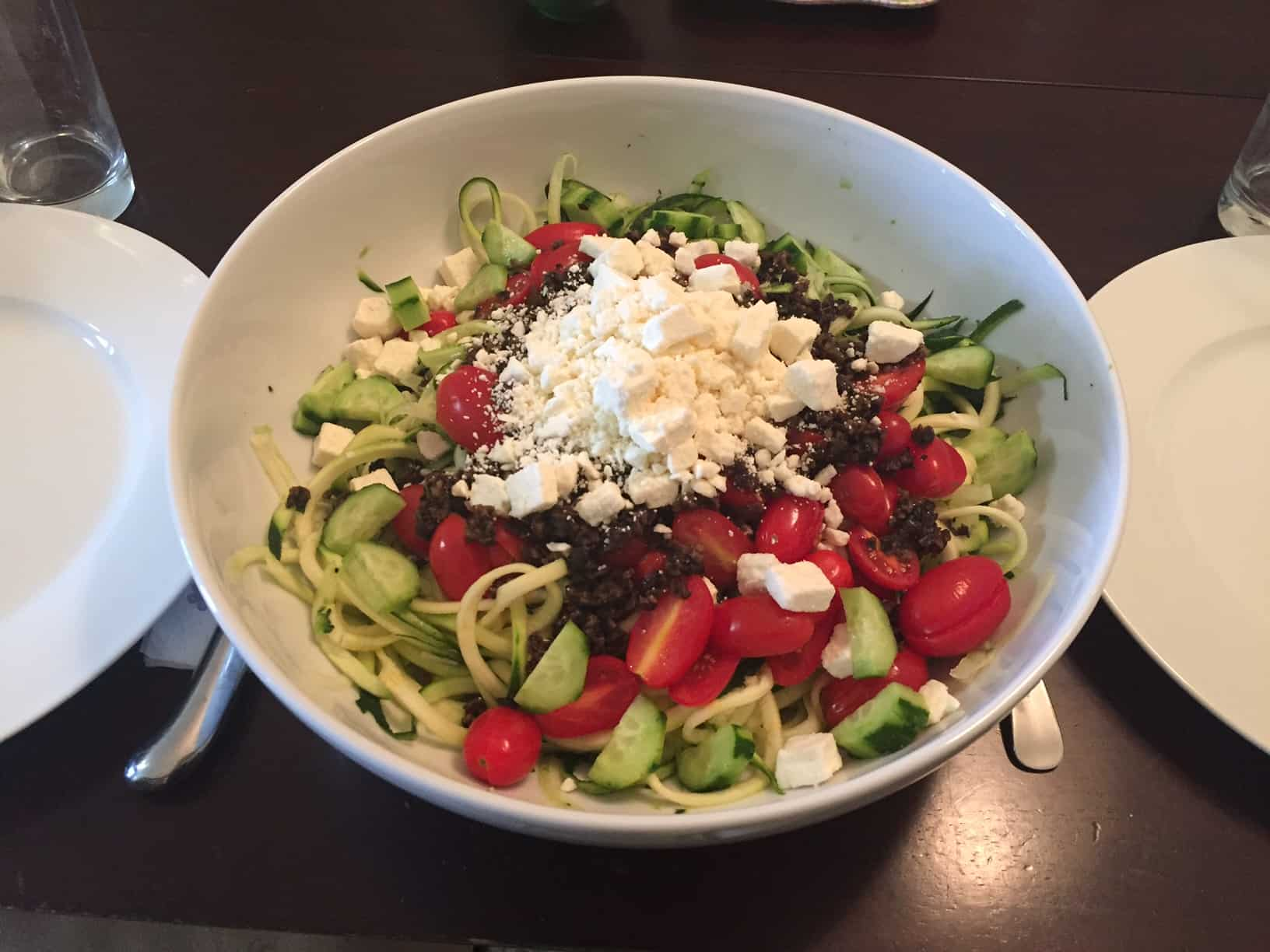 feta and olives nutrition guide