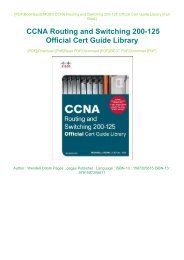 ccna routing and switching 200-125 official cert guide library torrent
