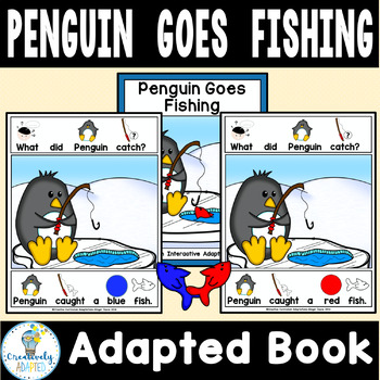 penguins love colors guided reading level
