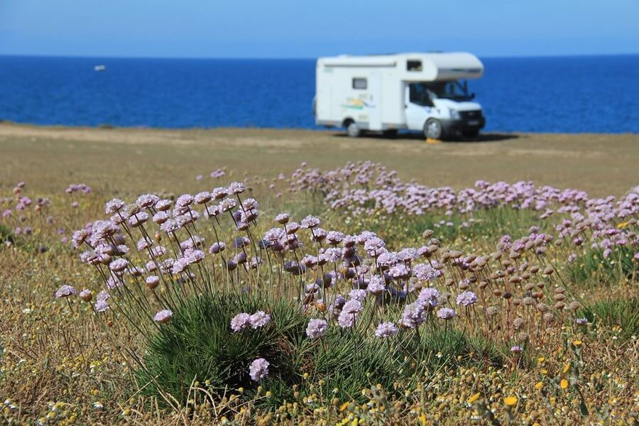guide voyage camping car portugal