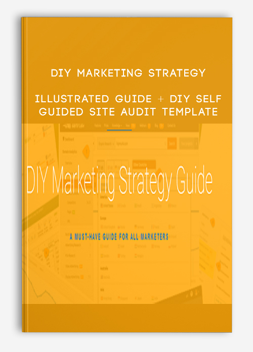 diy self-guided site audit template