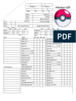 guide to 5e document wordings