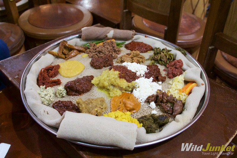guide to eating ethiopian food