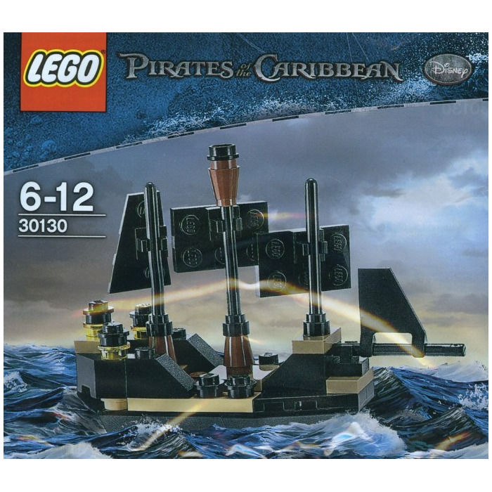 pirates of the caribbean the complete visual guide fr